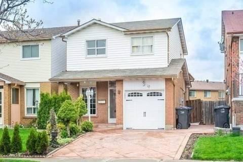 House for sale at 49 Simmons Blvd Brampton Ontario - MLS: W4667619