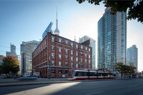 Commercial property for lease at 49 Spadina Ave Toronto Ontario - MLS: C4585702