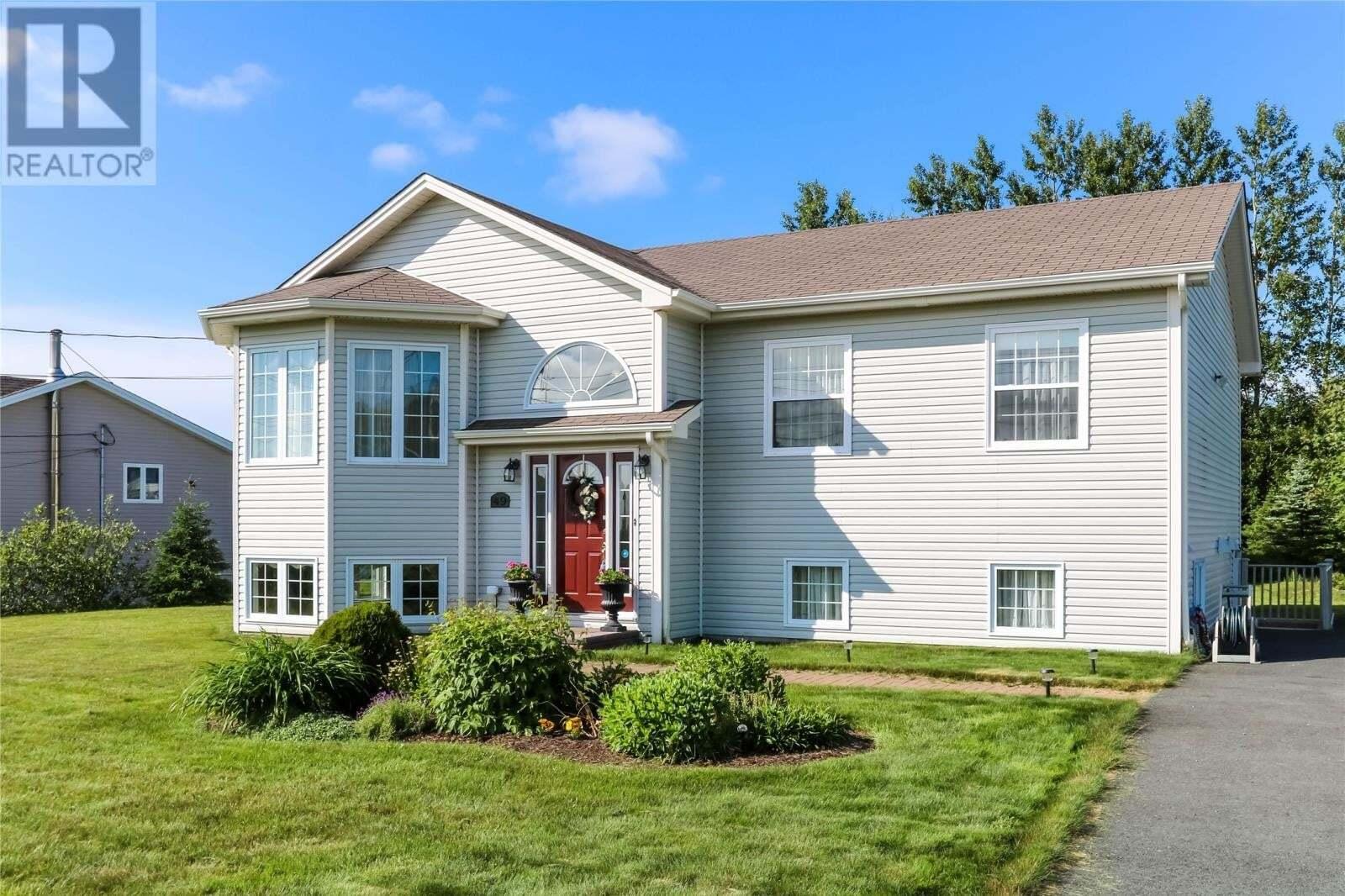 House for sale at 49 Stapleton Rd Paradise Newfoundland - MLS: 1217002