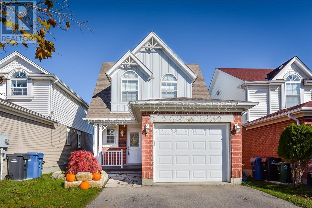 Removed: 49 Starview Crescent, Guelph, ON - Removed on 2018-12-04 04:36:09