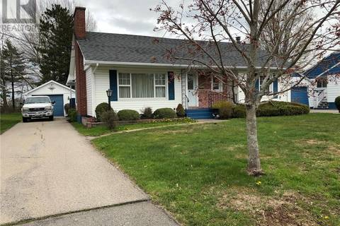 House for sale at 49 Stewart Ave Sussex New Brunswick - MLS: NB025118