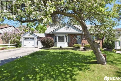 House for sale at 49 Sunnidale Rd Barrie Ontario - MLS: 30740035