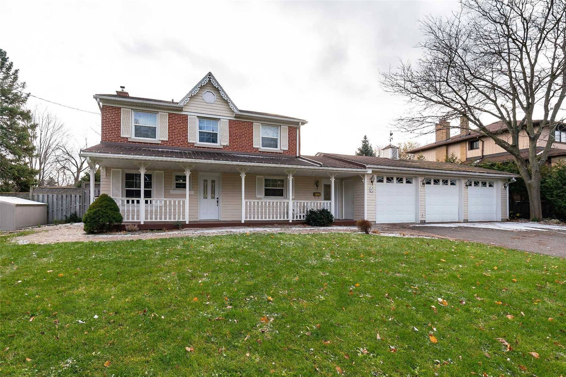 House for sale at 49 Thornheights Rd Markham Ontario - MLS: N4419875