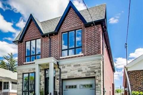 House for sale at 49 Tiago Ave Toronto Ontario - MLS: E4796220