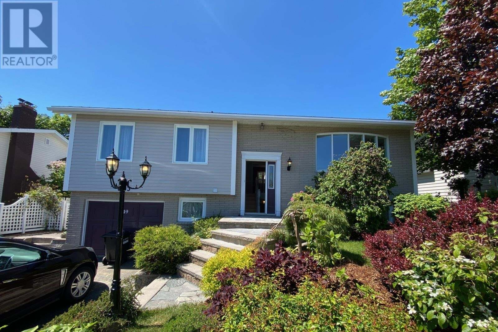 House for sale at 49 Toronto St St. John's Newfoundland - MLS: 1217357