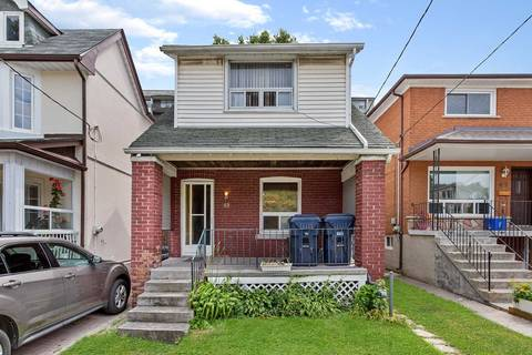 House for sale at 49 Torrens Ave Toronto Ontario - MLS: E4548843