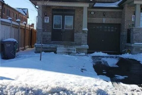 Townhouse for rent at 49 True Blue Cres Caledon Ontario - MLS: W5054018