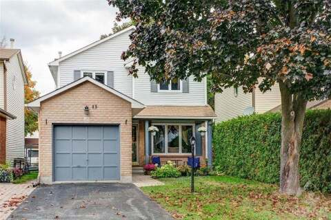 House for sale at 49 Victor St Stittsville Ontario - MLS: 1215386
