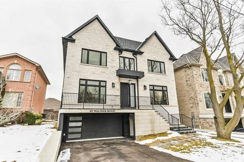 House for sale at 49 Walmer Rd Richmond Hill Ontario - MLS: N4681229