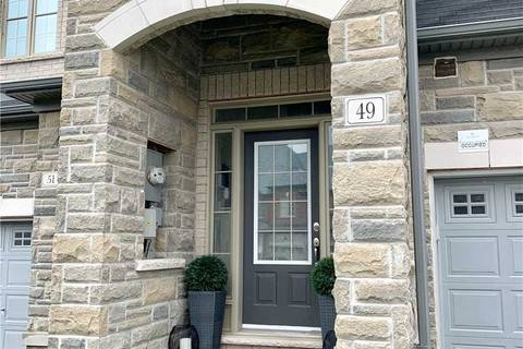 Townhouse for sale at 49 Walter Proctor Rd East Gwillimbury Ontario - MLS: N4454494