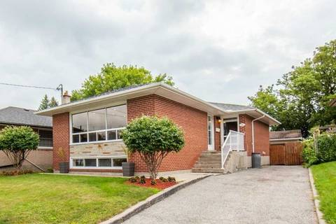 House for sale at 49 Wantanopa Cres Toronto Ontario - MLS: E4544069