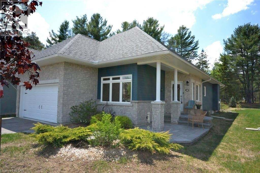 House for sale at 49 Webb Circ Haliburton Ontario - MLS: 255044
