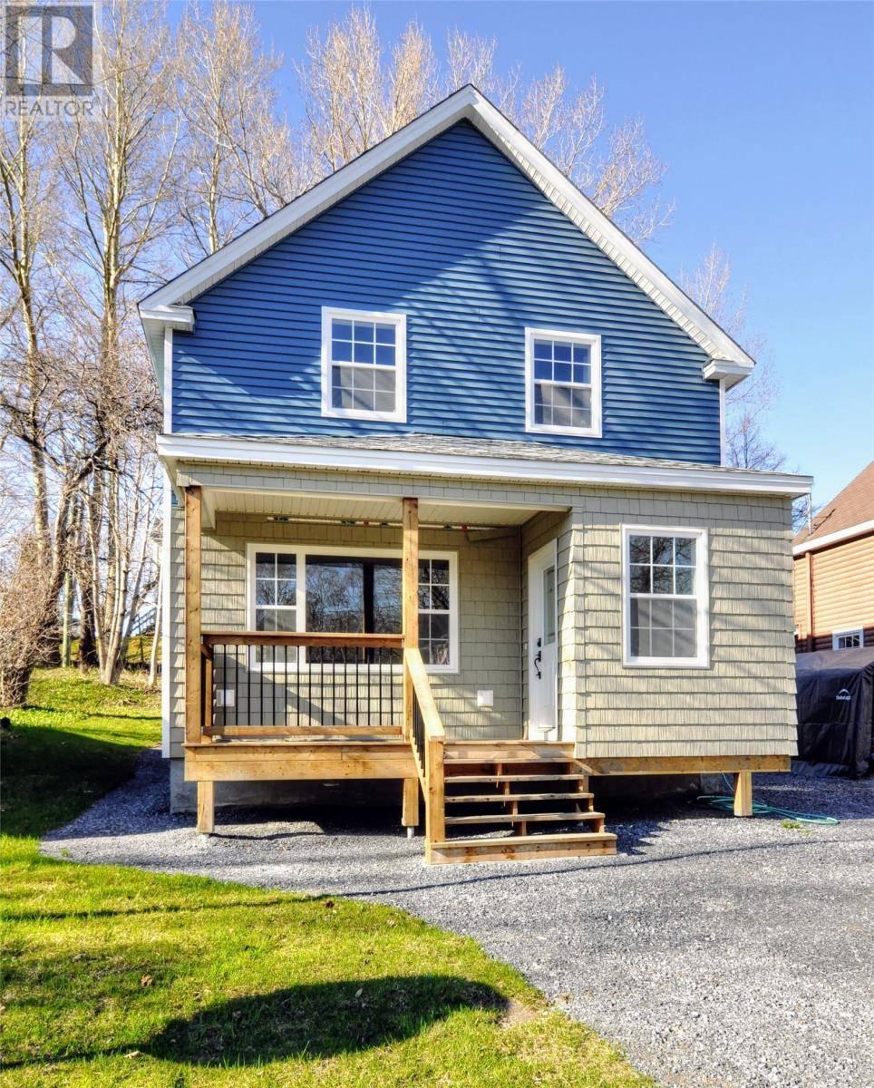 House for sale at 49 West Valley Rd Corner Brook Newfoundland - MLS: 1196634