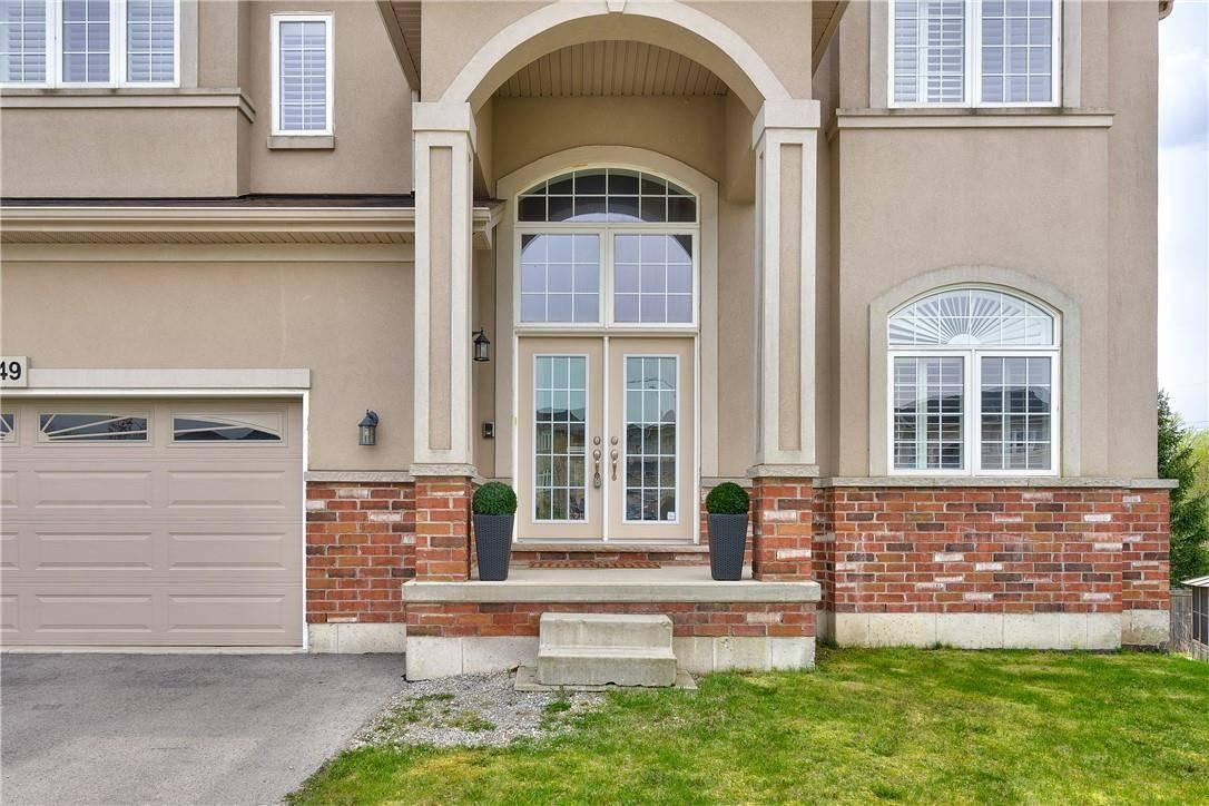 House for sale at 49 Westridge Dr Hamilton Ontario - MLS: H4074451