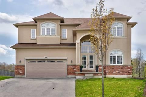 House for sale at 49 Westridge Dr Hamilton Ontario - MLS: X4468230