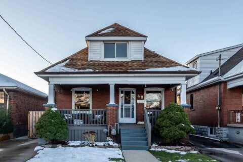 House for sale at 49 Wexford Ave Hamilton Ontario - MLS: X5055909