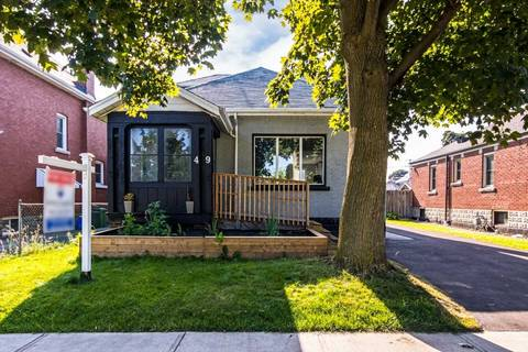 House for sale at 49 Wexford Ave Hamilton Ontario - MLS: X4519134