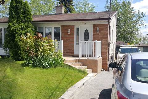 Townhouse for sale at 49 Windhill Cres Toronto Ontario - MLS: W4441793