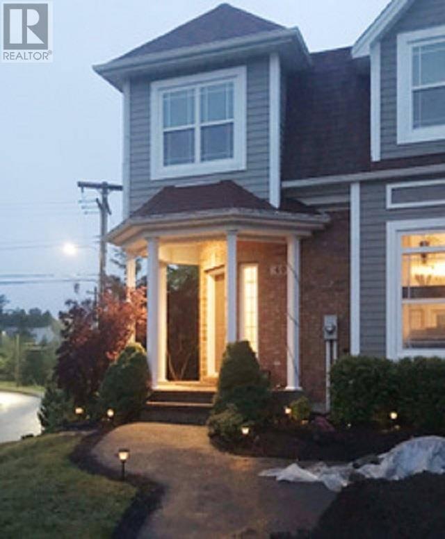 Townhouse for sale at 49 Windstone Cs Bedford Nova Scotia - MLS: 202005476