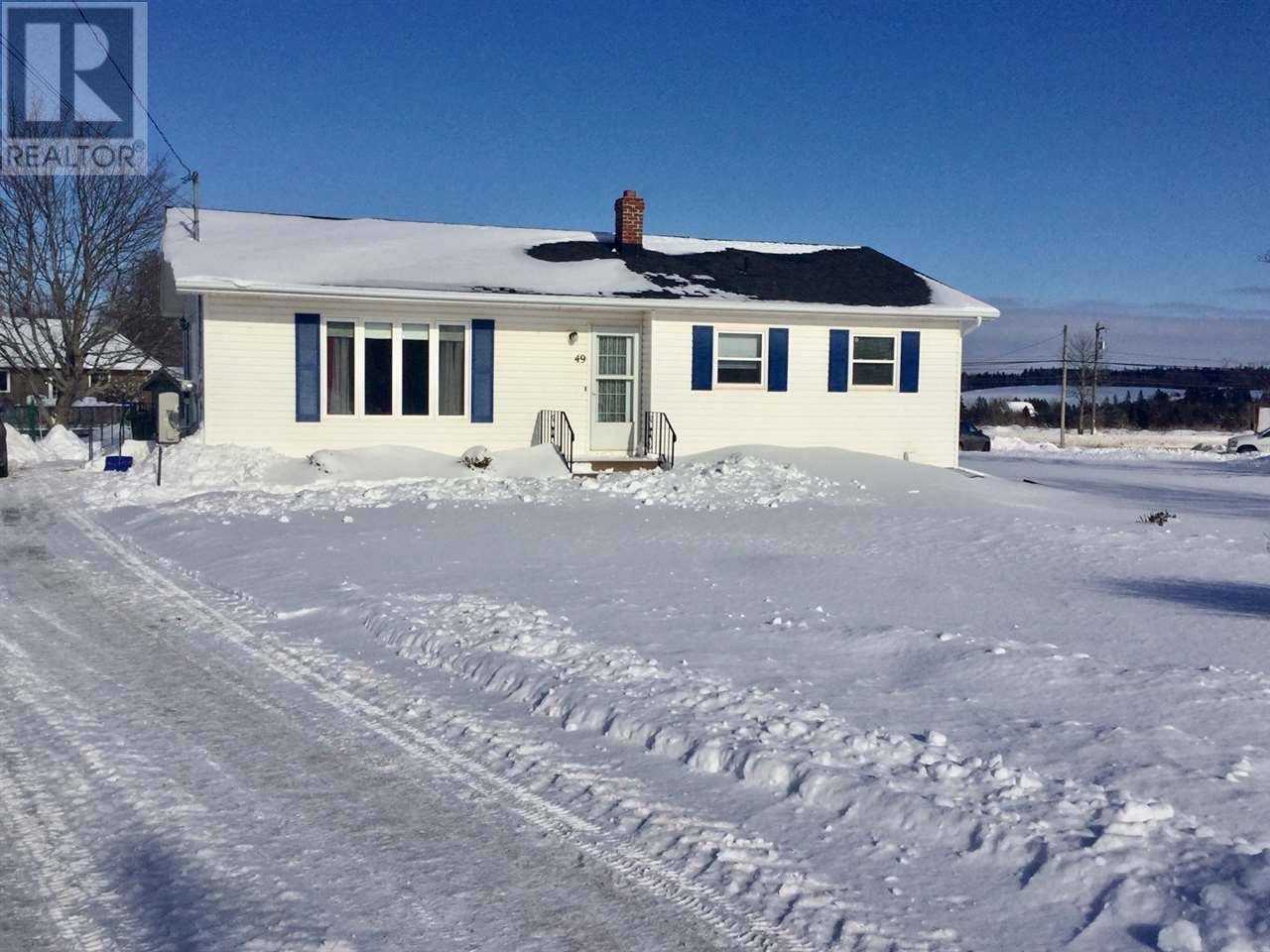House for sale at 49 Windymere Dr Charlottetown Prince Edward Island - MLS: 202001107