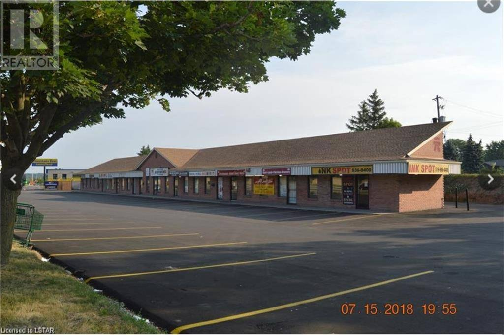 Commercial property for lease at 4 Wonderland Rd Apartment 490 London Ontario - MLS: 221480