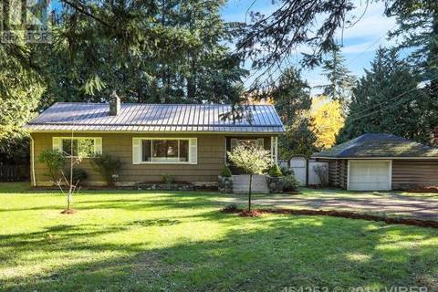 House for sale at 490 Anderton Rd Comox British Columbia - MLS: 454253