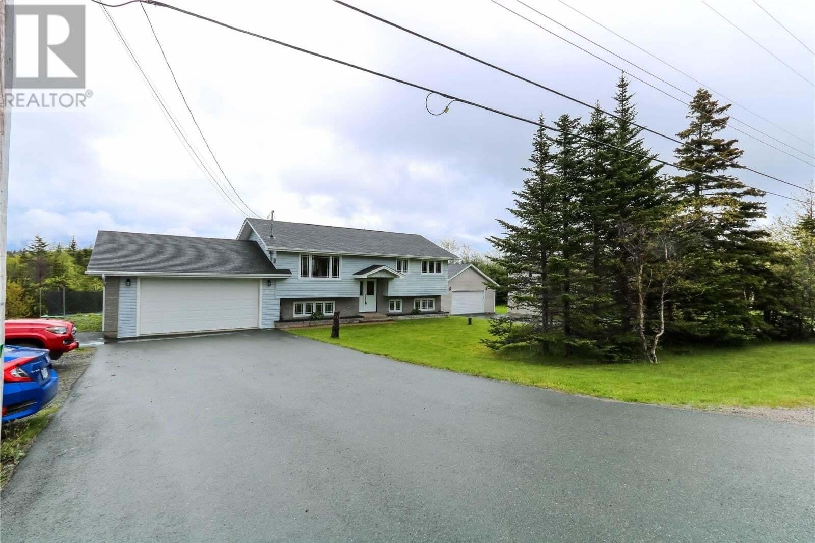 House for sale at 490 Bauline Line Torbay Newfoundland - MLS: 1216012