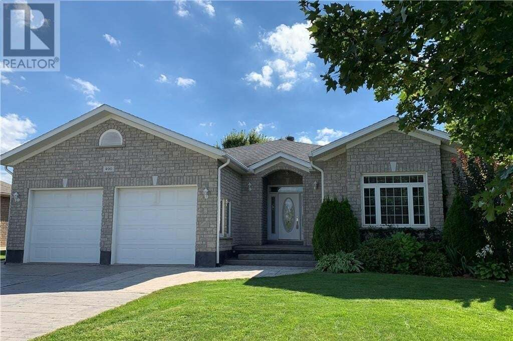 House for sale at 490 Bluewater Dr Port Elgin Ontario - MLS: 40011154