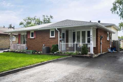 Townhouse for sale at 490 Grenfell St Oshawa Ontario - MLS: E4922929