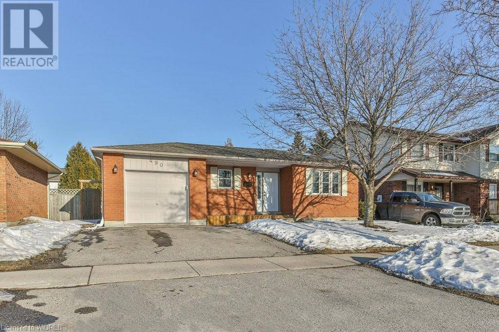 House for sale at 490 Lansdowne Ave Woodstock Ontario - MLS: 246728