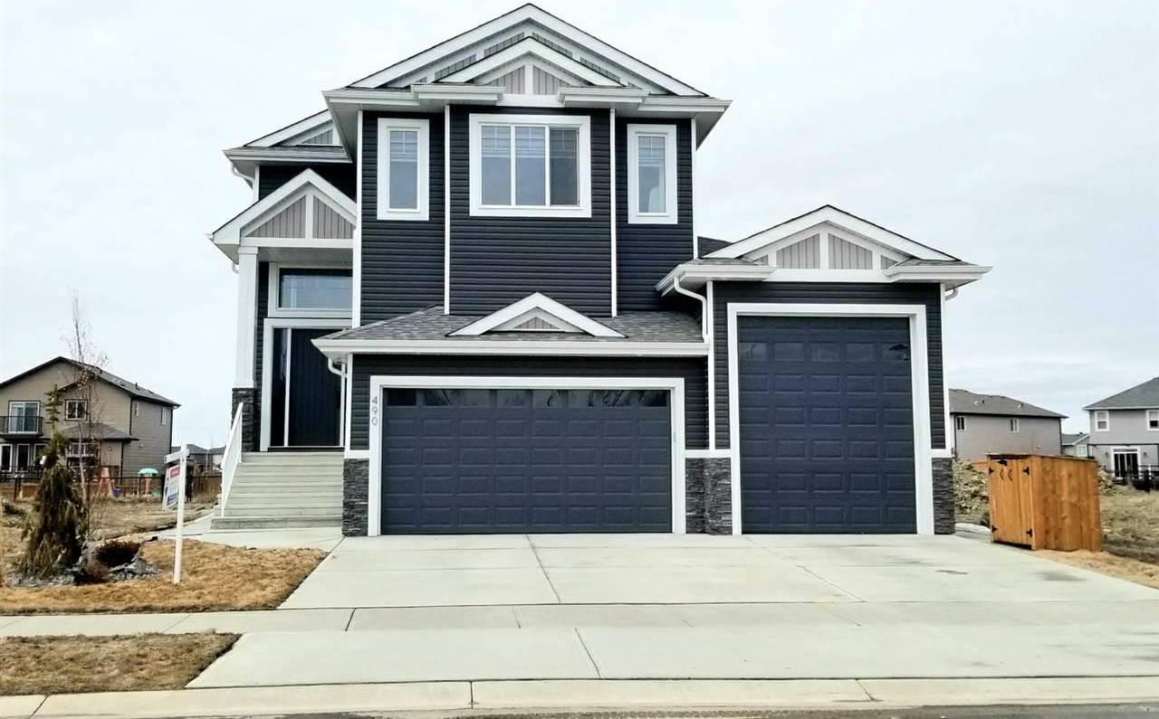 House for sale at 490 Mcallister Pl Leduc Alberta - MLS: E4193338