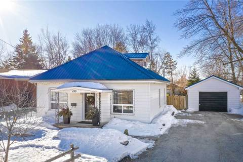 House for sale at 490 Sixth St Collingwood Ontario - MLS: S4709654