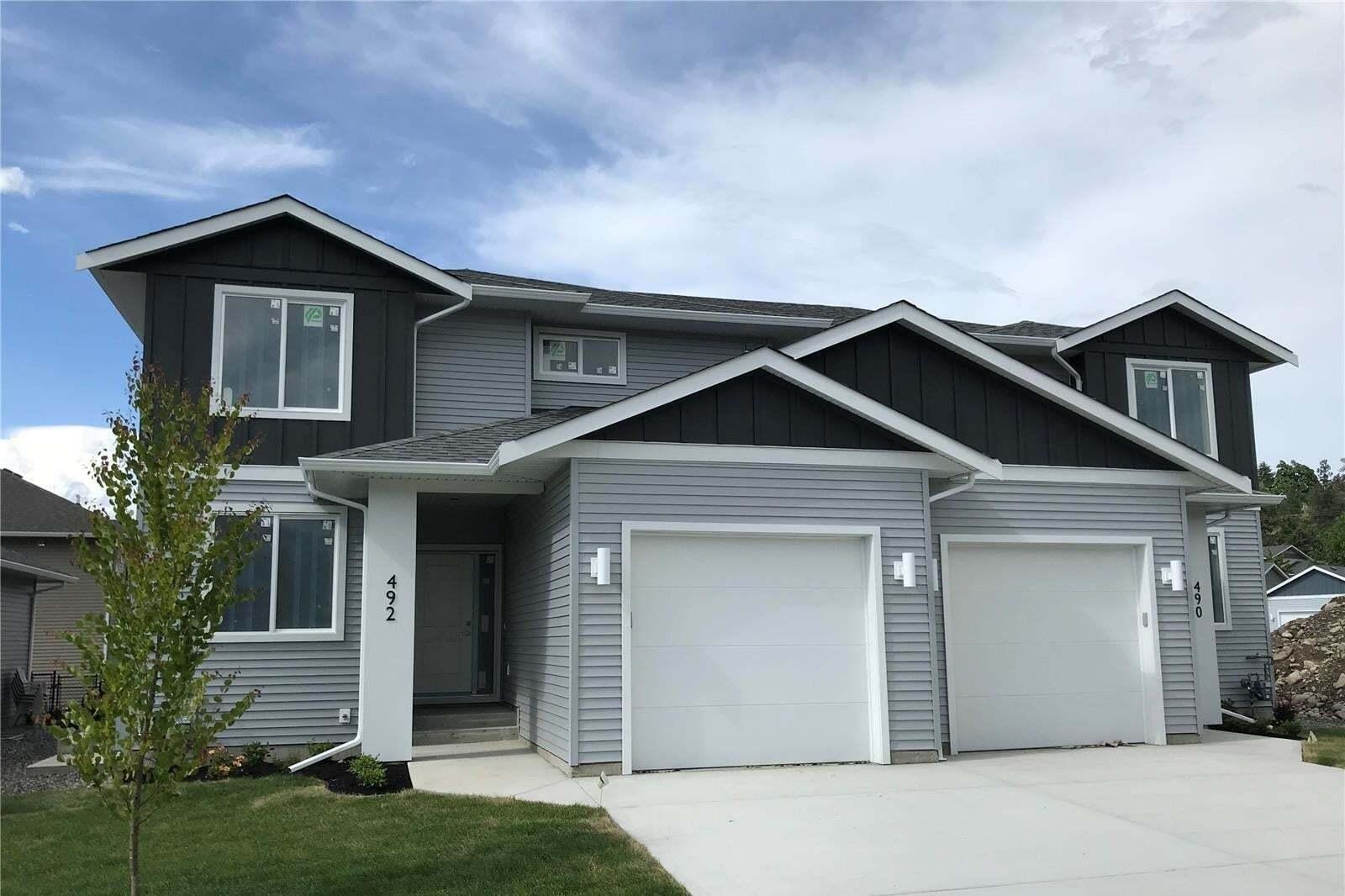 Townhouse for sale at 490 Sugars Ave Kelowna British Columbia - MLS: 10214630