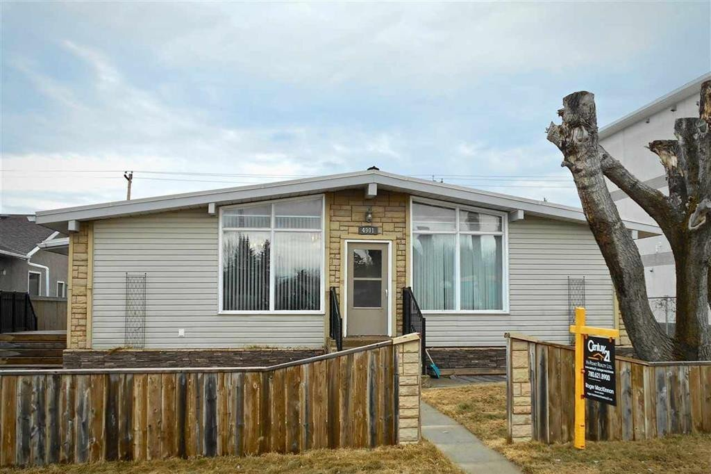 Townhouse for sale at 4901 50 St Drayton Valley Alberta - MLS: E4219532