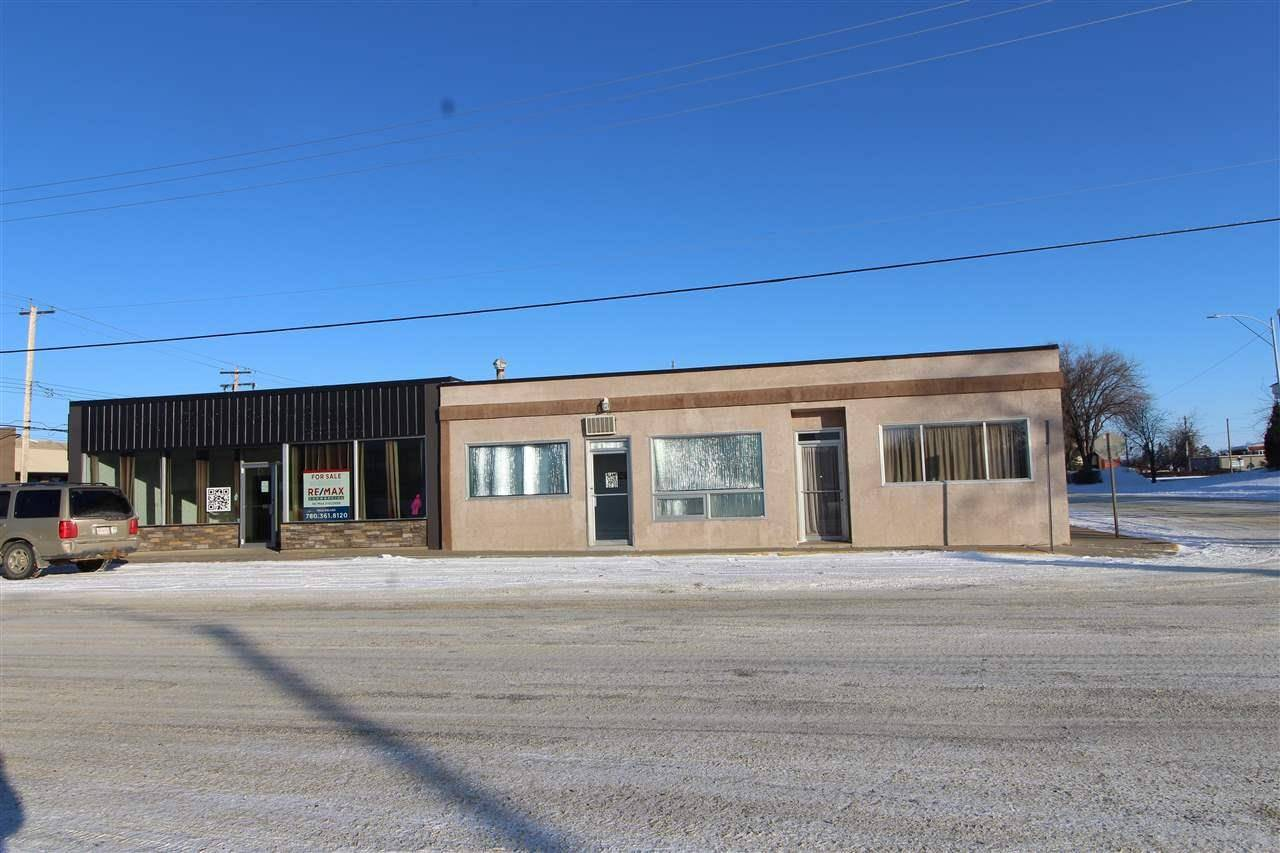 Commercial property for sale at 4901 52 St Wetaskiwin Alberta - MLS: E4187910