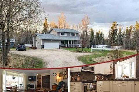 House for sale at 49017 Rr  Rural Brazeau County Alberta - MLS: E4157055