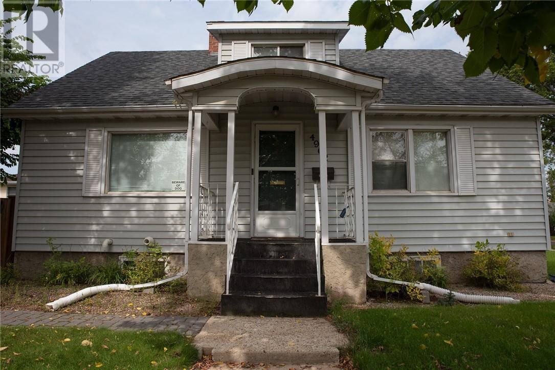 House for sale at 4902 45 St Camrose Alberta - MLS: ca0190313