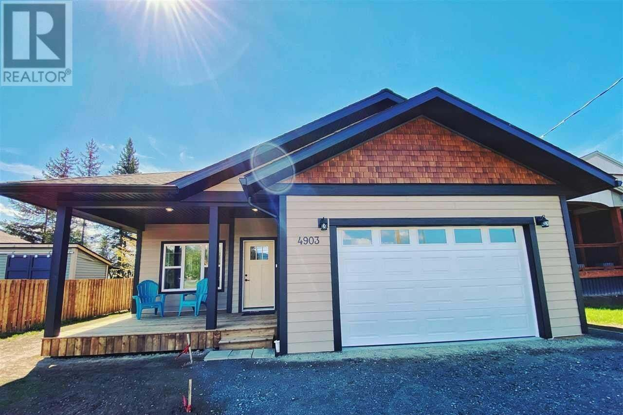 House for sale at 4903 Walsh Ave Terrace British Columbia - MLS: R2453812