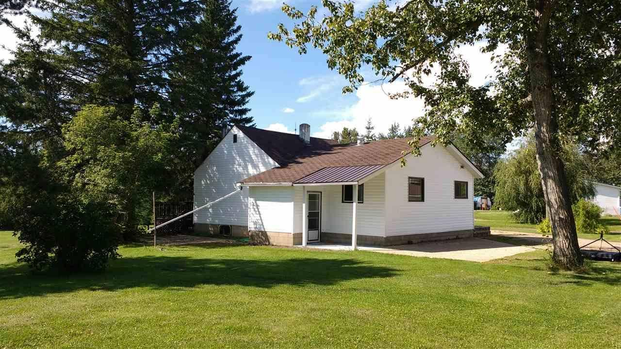 House for sale at 4903 47 Ave Rural Westlock County Alberta - MLS: E4194635