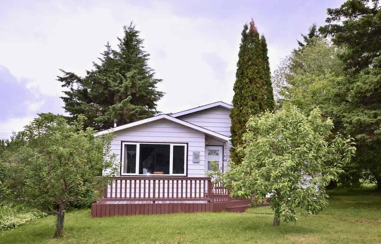 House for sale at 4904 44 Ave Rural Lac Ste. Anne County Alberta - MLS: E4163423