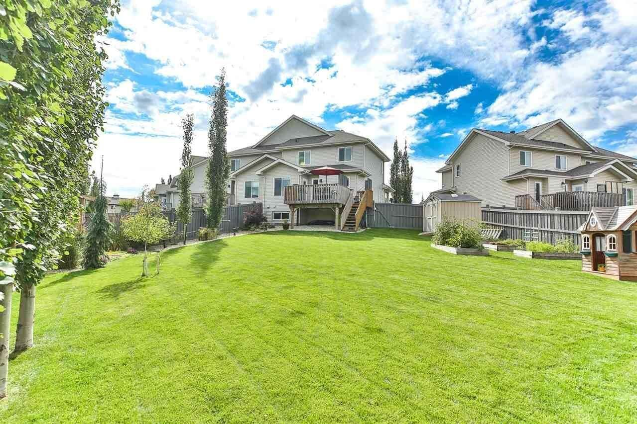 Townhouse for sale at 4905 214 St NW Edmonton Alberta - MLS: E4199665