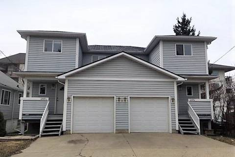 Townhouse for sale at 4905 48 Ave Leduc Alberta - MLS: E4144342