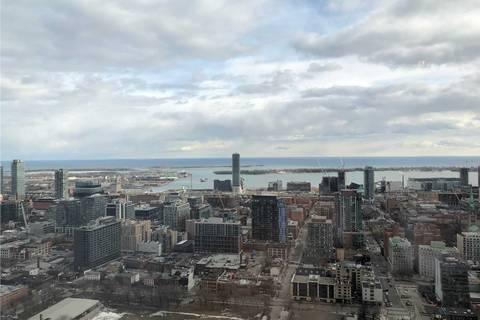 Apartment for rent at 181 Dundas St Unit 4906 Toronto Ontario - MLS: C4386026