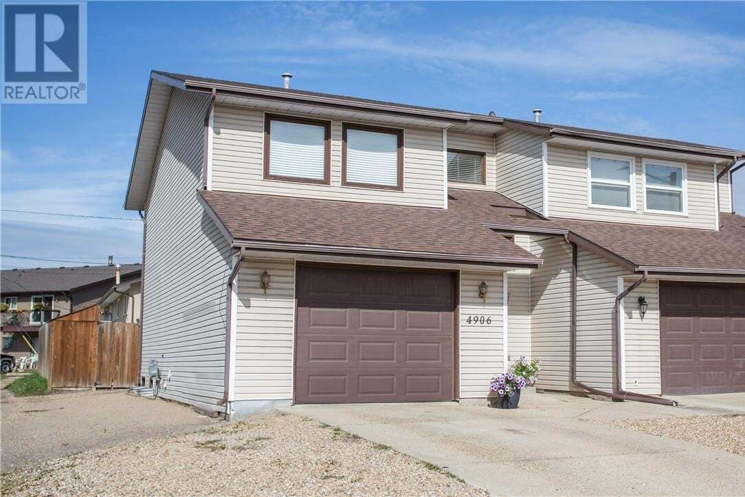 Townhouse for sale at 4906 52 St Lacombe Alberta - MLS: ca0188577
