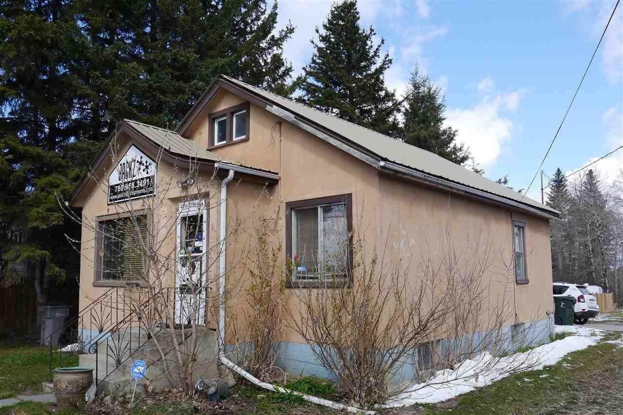 Home for sale at 4907 & 4911 47th Av Stony Plain Alberta - MLS: E4083658