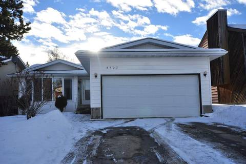 House for sale at 4907 18 Ave Nw Edmonton Alberta - MLS: E4139465