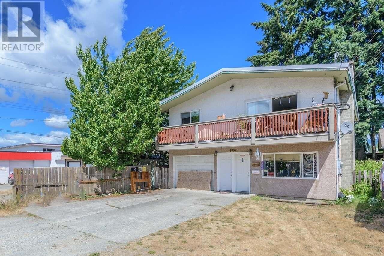 Townhouse for sale at 4907 Dunbar  Port Alberni British Columbia - MLS: 843114