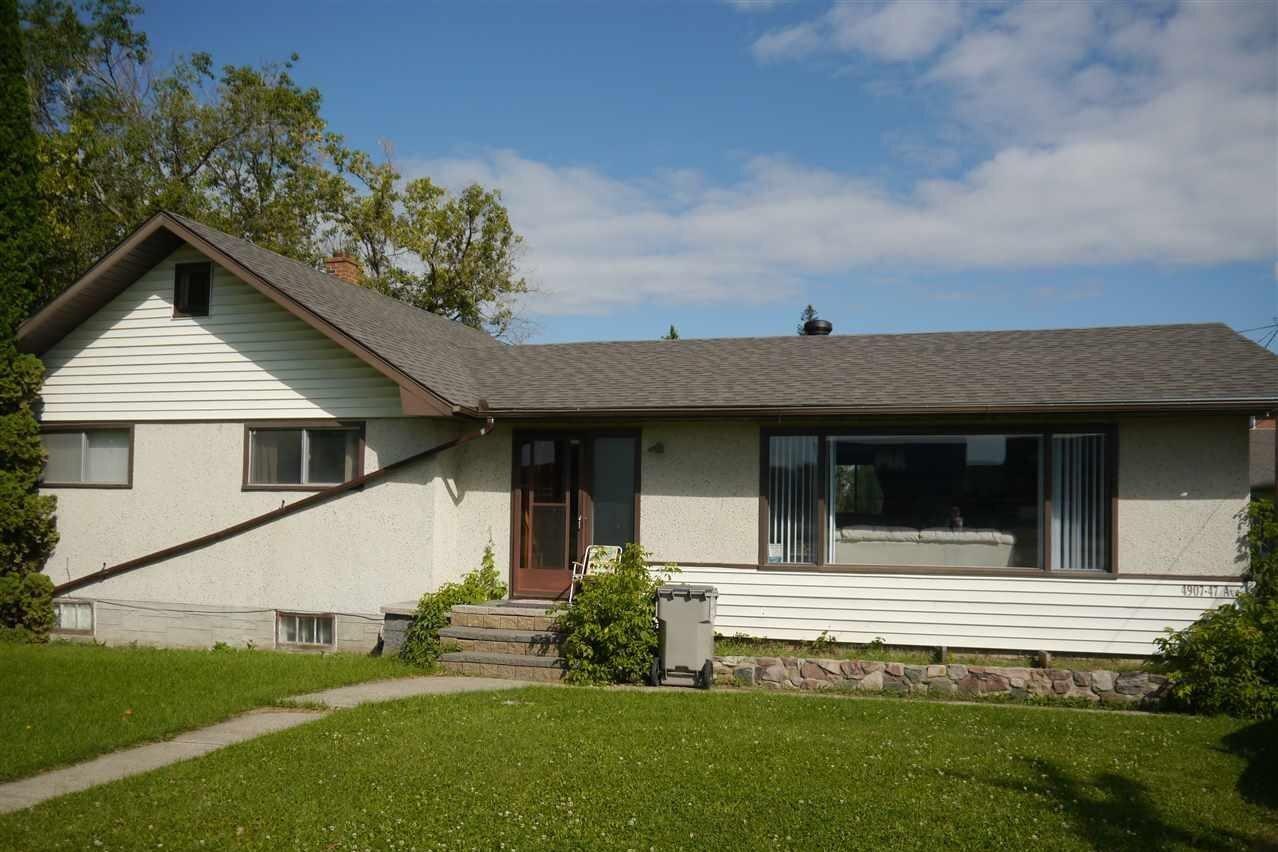 House for sale at 4907 47th Av Stony Plain Alberta - MLS: E4186492