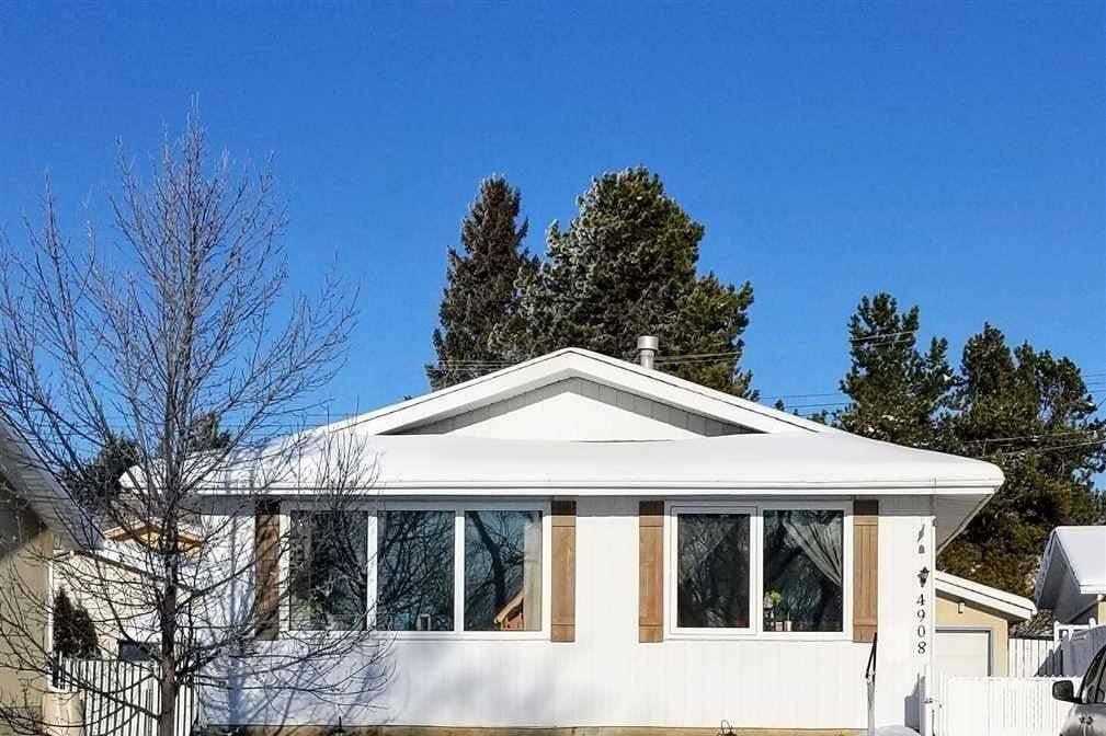 House for sale at 4908 50 Av Bon Accord Alberta - MLS: E4185212