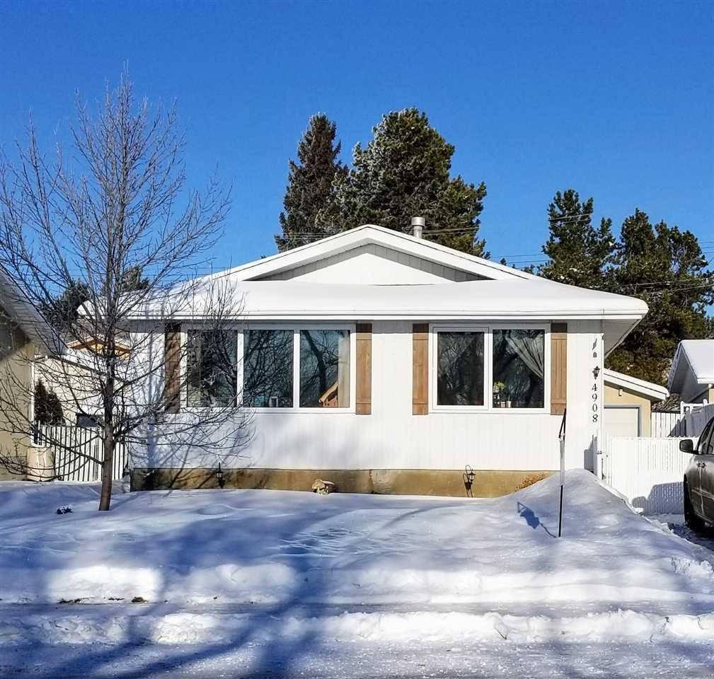 House for sale at 4908 50 Ave Bon Accord Alberta - MLS: E4185212